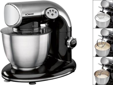 Κουζινομηχανή Bomann KM362 CB 1000W