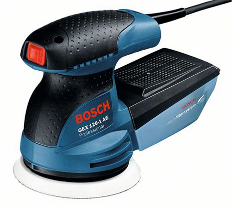 Τριβείο Έκκεντρο Bosch GEX 1251 AE Professional