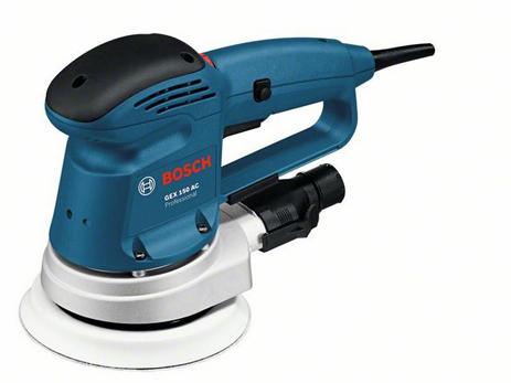 Τριβείο Έκκεντρο Bosch GEX 150 AC Professional  340w