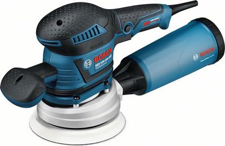 Τριβείο Έκκεντρο Bosch GEX 125150 AVE Professional  LBoxx  400w