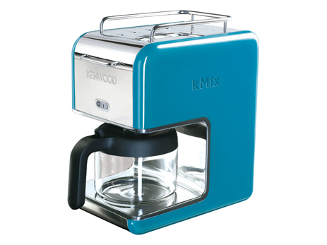 Καφετιέρα Φίλτρου Kenwood kMix CM 023 Blue hlektrikes syskeyes texnologia oikiakes syskeyes kafetieres
