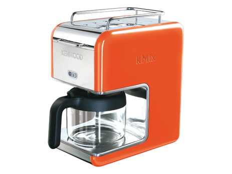 Καφετιέρα Φίλτρου Kenwood kMix CM 027 Orange hlektrikes syskeyes texnologia oikiakes syskeyes kafetieres