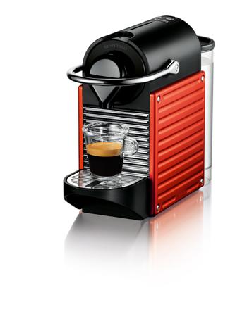 Krups Nespresso Pixie Programmatic XN3006S, Κόκκινο hlektrikes syskeyes texnologia oikiakes syskeyes kafetieres