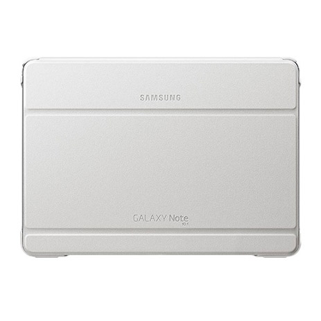 Samsung Book Cover EF-BP600BWEGWW for Samsung Galaxy Note 10.1 2014 Edition, White hlektrikes-syskeyes-texnologia perifereiaka-ypologiston