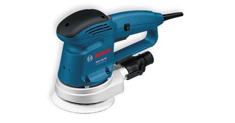 Τριβείο Έκκεντρο Bosch GEX 125 AC  340W