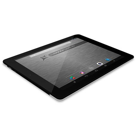 Tablet AllView 3 Speed Quad HD  9 7  WiFi 8GB Black