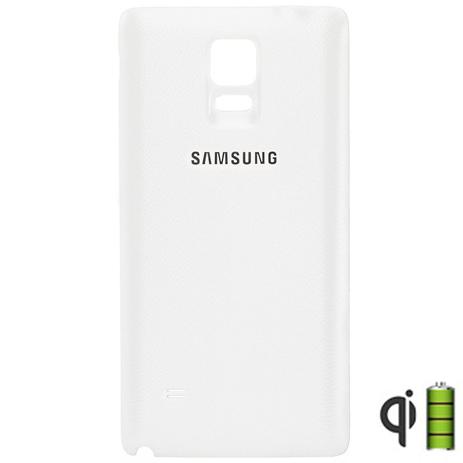Samsung Original Cover Ασύρματης Φόρτισης για Galaxy Note 4 White