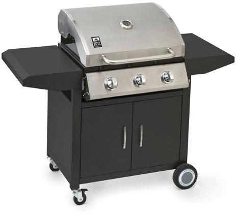 Ψησταριά Υγραερίου Landmann Grill Chef (LD 12721) khpos outdoor camping khpos beranta barbecue