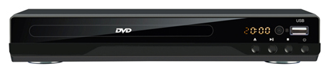 Mini DVD Player F&U FD23601 με USB hlektrikes syskeyes texnologia eikona hxos dvd player