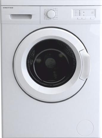 Πλυντήριο Ρούχων 5Κg United UWM-5007 hlektrikes syskeyes texnologia oikiakes syskeyes plynthria stegnothria royxon