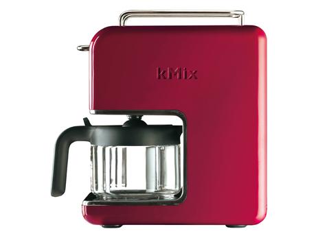 Kenwood Καφετιέρα Φίλτρου CM031 Red Kmix hlektrikes syskeyes texnologia oikiakes syskeyes kafetieres