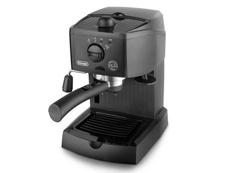 Delonghi Μηχανή Espresso Cappuccino EC151.B hlektrikes syskeyes texnologia oikiakes syskeyes kafetieres