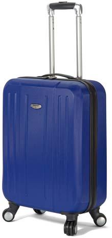 Βαλίτσα Καμπίνας Τρόλεϊ Με Ροδάκια Benzi BZ4399-50 Μπλε paixnidia hobby eidh tajidioy balitses
