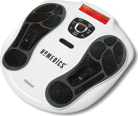 Homedics, Συσκευή Μασάζ Ποδιών για Βελτίωση του Κυκλοφορικού Συστήματος CB-200 ygeia peripoihsh ygeia masaz