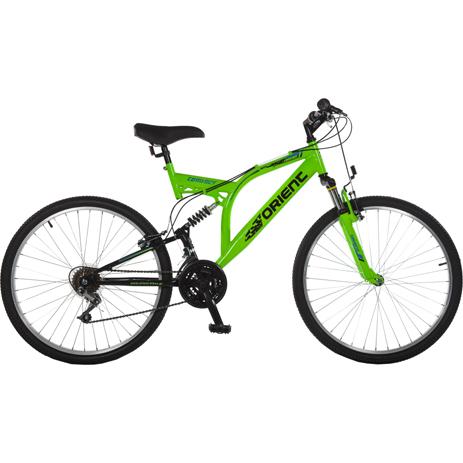 """Ανδρικό Ποδήλατο Orient Comfort Suspension 26"""", Πράσινο paixnidia hobby podhlata andrika"""