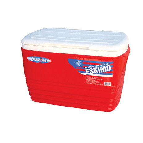 Continental,Ψυγείο Eskimo 36, (34,5L) khpos outdoor camping epoxiaka camping cygeia