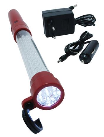 Unigreen, Φωτιστικό Εργασίας 36 LED khpos outdoor camping epoxiaka camping fotistika fakoi