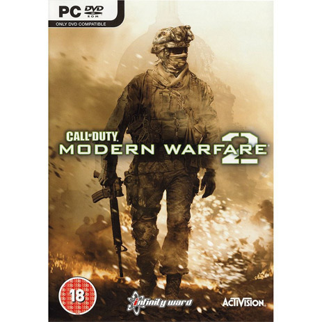 Call Of Duty Modern Warfare 2 - PC Game gaming games paixnidia pc