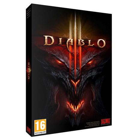 Diablo III - PC Game gaming games paixnidia pc