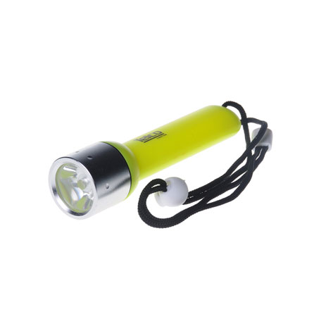 Telco, Φακός κατάδυσης YD-2026QL, 3W Cree Led Κίτρινος paixnidia hobby gadgets fakoi
