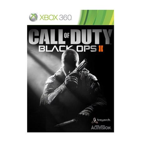 Call Of Duty Black Ops II - XBox 360 Game gaming games paixnidia xbox 360
