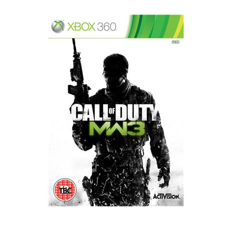 Call Of Duty Modern Warfare 3 - XBox 360 Game gaming games paixnidia xbox 360
