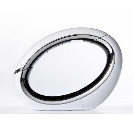 AEG, Ασύρματο Τηλέφωνο Eclipse 10, Χρώμα Λευκό hlektrikes syskeyes texnologia stauerh thlefonia thlefona
