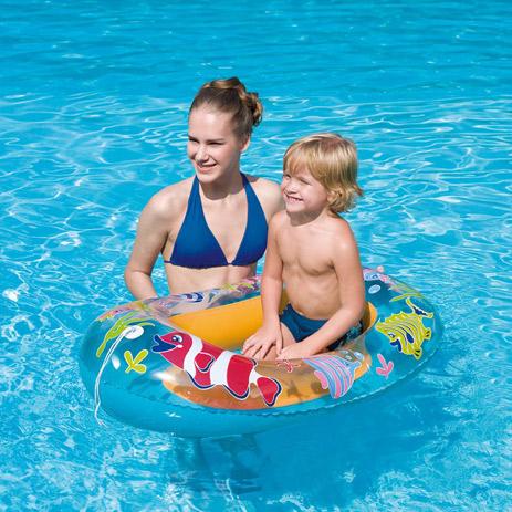 Βάρκα Παιδική Bestway - 15610 khpos outdoor camping epoxiaka camping ajesoyar paralias