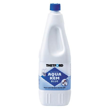 Χημικό Υγρό Τουαλέτας Thetford Aqua Kem Blue 2L khpos outdoor camping epoxiaka camping xhmikes toyaletes