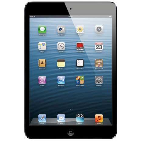 "Tablet Apple iPad Mini 16GB, 7.9"", Wi-Fi, Black hlektrikes syskeyes texnologia ypologistes tablets"