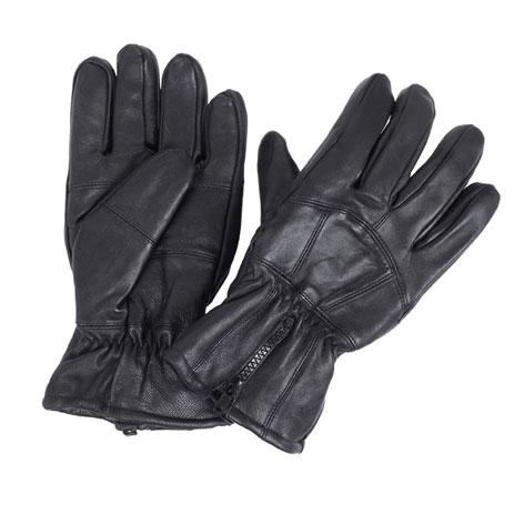Diplomat Ανδρικά Δερμάτινα Γάντια LG-802 Μαύρο, Μέγεθος Large paixnidia hobby eidh tajidioy gantia