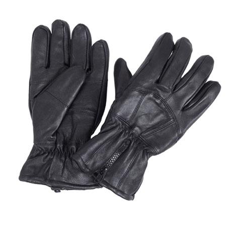 Diplomat Ανδρικά Δερμάτινα Γάντια LG-802 Μαύρο, Μέγεθος XLarge(9.5) paixnidia hobby eidh tajidioy gantia