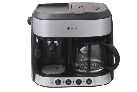 Πολυκαφετιέρα Espresso-Φίλτρου Rohnson R-970