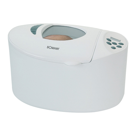 Αρτοπαρασκευαστής Bomann CB-594 800W hlektrikes syskeyes texnologia oikiakes syskeyes artoparaskeyastes
