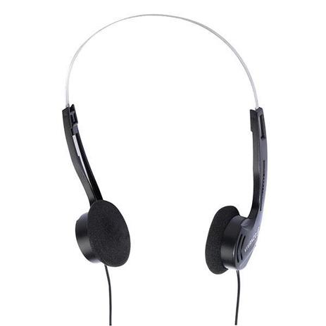 Ακουστικά Vivanco On Air Series SR 3030 32253 Μαύρα hlektrikes syskeyes texnologia perifereiaka ypologiston akoystika