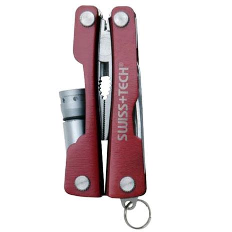 Πολυεργαλείο Swiss+Tech 8-in-1 Mini Multi-Function Tool , 21017 paixnidia hobby gadgets polyergaleia