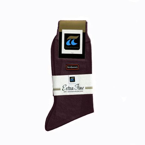 Ανδρικές Κάλτσες Πουρνάρα 150 100% Βαμβακερές