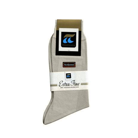 Ανδρικές Κάλτσες Πουρνάρα 150 100% Βαμβακερές fashion365 kaltses andrikes