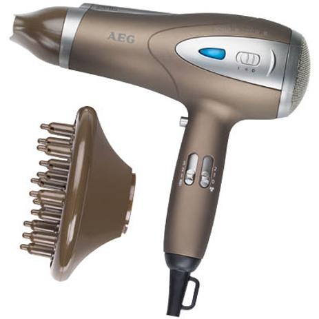 Σεσουαρ Μαλλιών AEG HTD 5584 Με Φυσούνα 2200W Brown