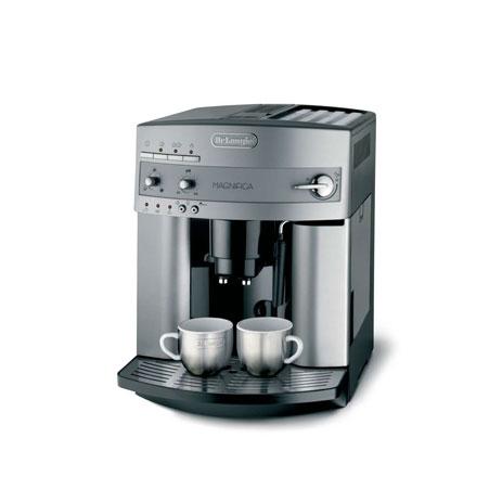 Mηχανή Espresso Cappuccino Delonghi ESAM 3200.S MAGNIFICA hlektrikes syskeyes texnologia oikiakes syskeyes kafetieres