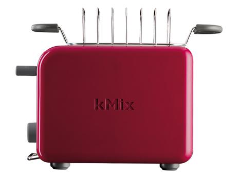 Φρυγανιέρα Kenwood ΤΤM 021 kMix Red hlektrikes syskeyes texnologia oikiakes syskeyes fryganieres