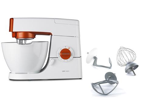 Κουζινομηχανή Kenwood KM 357 Classic Chef Orange