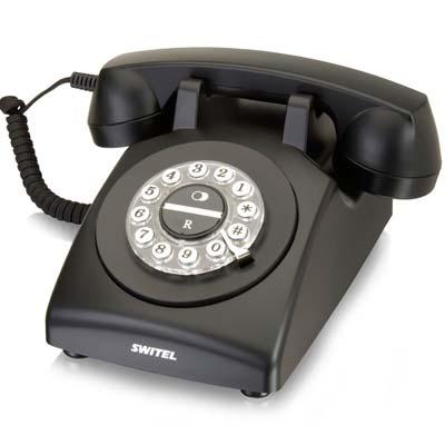 Σταθερό Τηλέφωνο Switel TE 22 hlektrikes syskeyes texnologia stauerh thlefonia thlefona