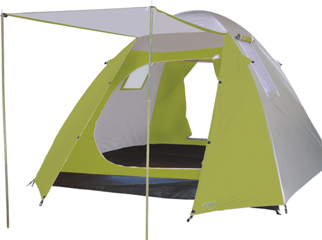 Campus Σκηνή Curacao 4-5 Ατόμων khpos outdoor camping epoxiaka camping skhnes