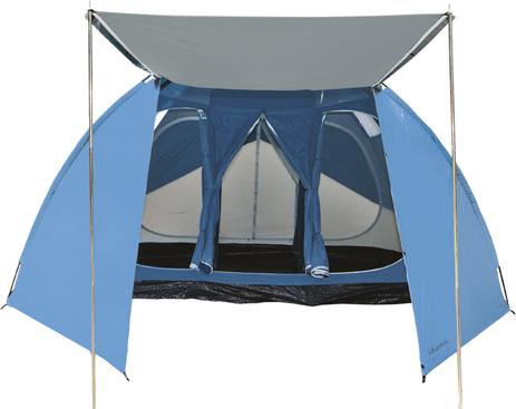 Campus Σκηνή Kingston 4-6 Ατόμων khpos outdoor camping epoxiaka camping skhnes