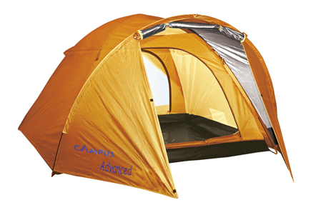 Campus Σκηνή Igloo Alpin 4, 3 Εποχών, 4 Ατόμων khpos outdoor camping epoxiaka camping skhnes