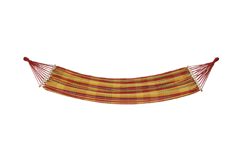 Velco Αιώρα Μονή Βαμβακερό Υφασμάτινη Με Ξύλο 200x100cm, 9-001605