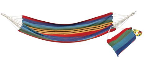 Velco Αιώρα Μονή Βαμβακερή Σε Θήκη 200x80cm, 9-008918