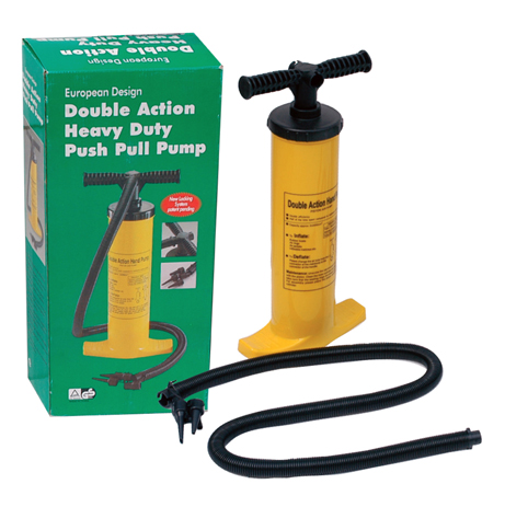 Velco Αντλία Χεριού 12lt Dοuble Action (6-001452) khpos outdoor camping epoxiaka camping ajesoyar camping