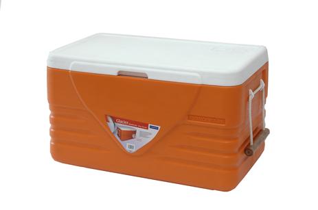 Campcool Ψυγείο Φορητό 100lt Πολυουρεθάνης Με Χειρολαβές Ξύλινες khpos outdoor camping epoxiaka camping cygeia